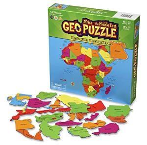 geo-puzzle-africa