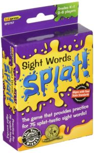 sight-word-splat